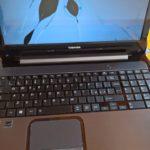 schermo rotto computer